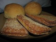 Golden Italian Flatbread