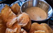Parmesan-Sour Cream Dip
