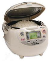 healthy rice by rice cooker