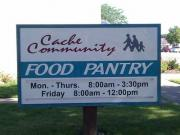 Helping my Local Food Bank