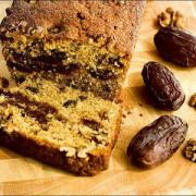 Date & Nut Family Cake