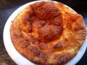 Cornmeal Cheese Souffle