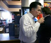 Mitt Romney and his Chocolate obsession