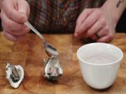 Deep Prep's Oysters with Mignonette