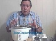 All About Stainless Steel Rice Cooker & Steamer Basket