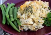Curried Chicken & Wild Rice Bake