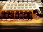 Ice Cube Tray Chocolate