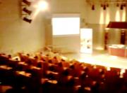 About Academia Barilla- Main Auditorium