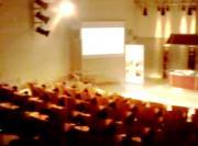 About Academia Barilla- Main Auditorium
