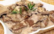 Spicy Beef Mushroom