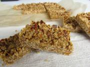 Heavenly Homemade Maple Pecan Nut Bars
