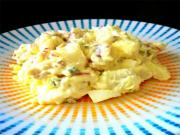 German Potato Salad With Mayonnaise
