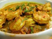Shrimp Curry Luncheon