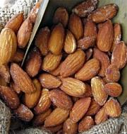 How to toast almonds without oil or butter - fat free cooking