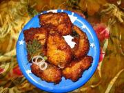 Oriental Crisp Fried Fish Fillets