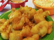 Betty's Deep-Fried Fish Nuggets