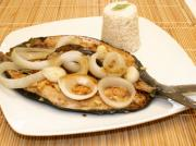 Spicy Adobong Bangus