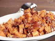 Sherried Sweet Potatoes