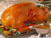 How to Make a Turkey Triangle for Roasting in the Oven