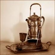 Antique coffee pot