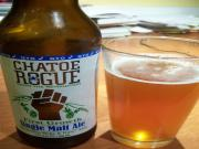Chatoe Rogue Single Malt Ale Beer Review Almost IPA + Lager