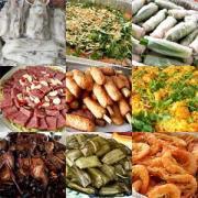 A Wide Range of Vietnamese Foods