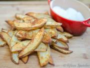 Garlic Herb Steak Fries