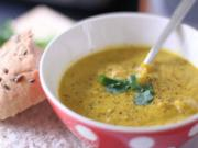 Carrot and Coriander Soup - Perfect for Freezing