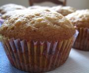 Mountain Biker's Banana Muffins