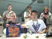 Live Frodown: State Fair Corndogs vs. NC State Fair Corndogs