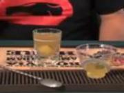 The Romanian Zorro Cocktail