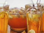 How to Brew Lemon Oil Iced Tea
