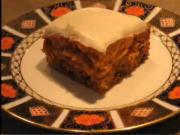 Rich And Dense Carrot Cake