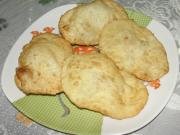 Homemade Bhature