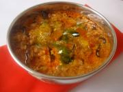 Brinjal And Tomato Curry