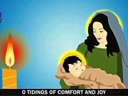 God Rest Ye Merry Gentlemen | Christmas Songs for Children
