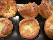Scottish Yorkshire Pudding