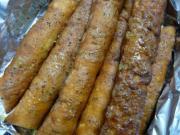Ham Sausage Corn Puffs