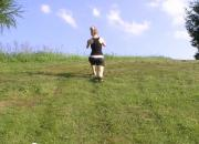 Hill Workout with Partner
