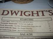 About Dwight's Bistro