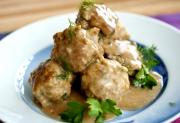 Aromatic Swedish Meatballs