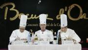 World cuisine competition underway