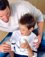 Raw Milk should be consumed with precaution