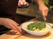 Fresh Homemade Pesto Sauce