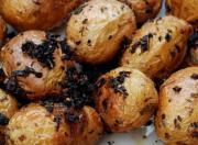 Mom's Roasted New Potatoes