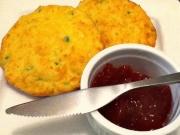 Jalapeno Chedder Biscuit