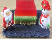 How To Make Christmas Chocolate Jelly Slice