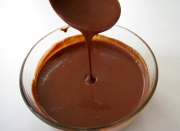 Peanut Butter Chocolate Sauce