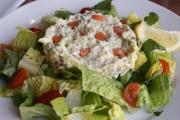 Eating insalata russa is a true way to enjoy Italian salad