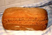 Honey Whole Wheat Casserole Bread
